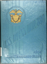 Page 1, 1954 Edition, Dyess (DDR 880) - Naval Cruise Book online yearbook collection