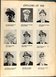 Page 10, 1954 Edition, Dyess (DDR 880) - Naval Cruise Book online yearbook collection