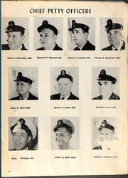 Page 12, 1954 Edition, Dyess (DDR 880) - Naval Cruise Book online yearbook collection