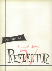 Page 6, 1957 Edition, Bellevue High School - Reflector Yearbook (Bellevue, KY) online yearbook collection