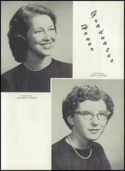 Page 63, 1958 Edition, Ballard Memorial High School - Bomb Yearbook (Barlow, KY) online yearbook collection