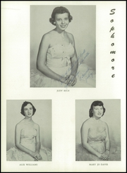 Page 68, 1958 Edition, Ballard Memorial High School - Bomb Yearbook (Barlow, KY) online yearbook collection