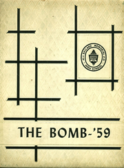 1959 Edition, Ballard Memorial High School - Bomb Yearbook (Barlow, KY)