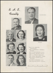 Page 15, 1946 Edition, Bardstown High School - Memories Yearbook (Bardstown, KY) online yearbook collection