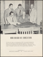 Page 10, 1953 Edition, Bardstown High School - Memories Yearbook (Bardstown, KY) online yearbook collection
