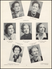 Page 12, 1953 Edition, Bardstown High School - Memories Yearbook (Bardstown, KY) online yearbook collection