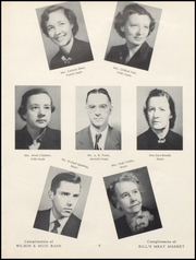Page 13, 1953 Edition, Bardstown High School - Memories Yearbook (Bardstown, KY) online yearbook collection