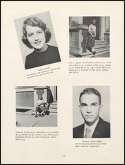 Page 16, 1953 Edition, Bardstown High School - Memories Yearbook (Bardstown, KY) online yearbook collection