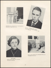 Page 17, 1953 Edition, Bardstown High School - Memories Yearbook (Bardstown, KY) online yearbook collection