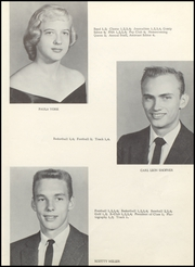 Page 15, 1958 Edition, Bardstown High School - Memories Yearbook (Bardstown, KY) online yearbook collection