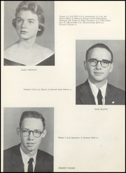 Page 17, 1958 Edition, Bardstown High School - Memories Yearbook (Bardstown, KY) online yearbook collection