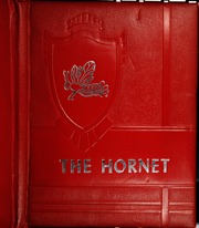 1962 Edition, Hancock County High School - Hornet Yearbook (Lewisport, KY)