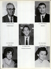Page 11, 1967 Edition, Hancock County High School - Hornet Yearbook (Lewisport, KY) online yearbook collection