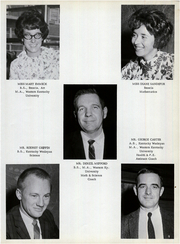 Page 13, 1967 Edition, Hancock County High School - Hornet Yearbook (Lewisport, KY) online yearbook collection