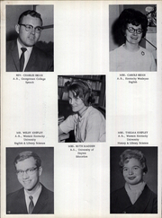Page 14, 1967 Edition, Hancock County High School - Hornet Yearbook (Lewisport, KY) online yearbook collection