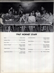 Page 8, 1967 Edition, Hancock County High School - Hornet Yearbook (Lewisport, KY) online yearbook collection