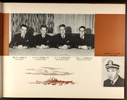 Page 11, 1953 Edition, Des Moines (CA 134) - Naval Cruise Book online yearbook collection