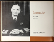 Page 6, 1953 Edition, Des Moines (CA 134) - Naval Cruise Book online yearbook collection