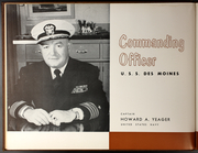 Page 8, 1953 Edition, Des Moines (CA 134) - Naval Cruise Book online yearbook collection