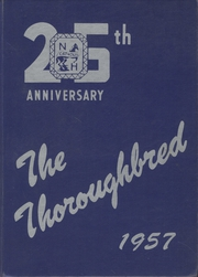 1957 Edition, Newport Catholic High School - Thoroughbred Yearbook (Newport, KY)
