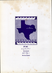 Page 4, 1930 Edition, Texas Christian University - Horned Frog Yearbook (Fort Worth, TX) online yearbook collection