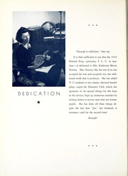 Page 10, 1944 Edition, Texas Christian University - Horned Frog Yearbook (Fort Worth, TX) online yearbook collection