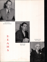 Page 14, 1949 Edition, Texas Christian University - Horned Frog Yearbook (Fort Worth, TX) online yearbook collection