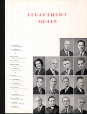 Page 17, 1949 Edition, Texas Christian University - Horned Frog Yearbook (Fort Worth, TX) online yearbook collection