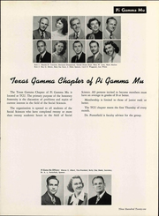 Page 325, 1950 Edition, Texas Christian University - Horned Frog Yearbook (Fort Worth, TX) online yearbook collection
