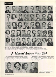 Page 326, 1950 Edition, Texas Christian University - Horned Frog Yearbook (Fort Worth, TX) online yearbook collection