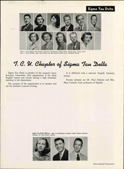 Page 327, 1950 Edition, Texas Christian University - Horned Frog Yearbook (Fort Worth, TX) online yearbook collection