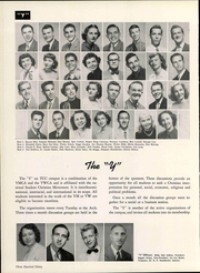 Page 334, 1950 Edition, Texas Christian University - Horned Frog Yearbook (Fort Worth, TX) online yearbook collection
