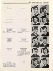 Page 45, 1950 Edition, Texas Christian University - Horned Frog Yearbook (Fort Worth, TX) online yearbook collection