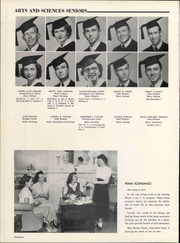 Page 46, 1950 Edition, Texas Christian University - Horned Frog Yearbook (Fort Worth, TX) online yearbook collection