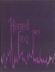 Page 1, 1965 Edition, Texas Christian University - Horned Frog Yearbook (Fort Worth, TX) online yearbook collection