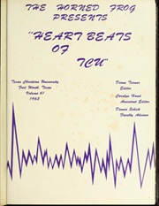Page 5, 1965 Edition, Texas Christian University - Horned Frog Yearbook (Fort Worth, TX) online yearbook collection