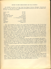 Page 5, 1973 Edition, Detroit (AOE 4) - Naval Cruise Book online yearbook collection