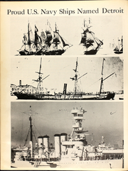 Page 6, 1973 Edition, Detroit (AOE 4) - Naval Cruise Book online yearbook collection