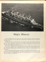 Page 7, 1973 Edition, Detroit (AOE 4) - Naval Cruise Book online yearbook collection
