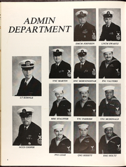 Page 10, 1991 Edition, Detroit (AOE 4) - Naval Cruise Book online yearbook collection