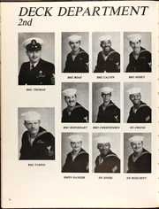 Page 14, 1991 Edition, Detroit (AOE 4) - Naval Cruise Book online yearbook collection
