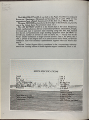 Page 6, 1991 Edition, Detroit (AOE 4) - Naval Cruise Book online yearbook collection