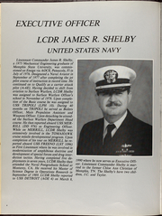 Page 8, 1991 Edition, Detroit (AOE 4) - Naval Cruise Book online yearbook collection