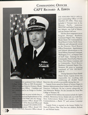 Page 8, 1995 Edition, Detroit (AOE 4) - Naval Cruise Book online yearbook collection