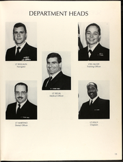 Page 17, 1999 Edition, Detroit (AOE 4) - Naval Cruise Book online yearbook collection