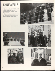 Page 8, 1999 Edition, Detroit (AOE 4) - Naval Cruise Book online yearbook collection