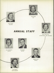 Page 10, 1958 Edition, Harrodsburg High School - Harrodian Yearbook (Harrodsburg, KY) online yearbook collection