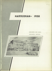 Page 5, 1958 Edition, Harrodsburg High School - Harrodian Yearbook (Harrodsburg, KY) online yearbook collection
