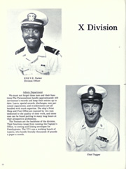 Page 14, 1977 Edition, Dubuque (LPD 8) - Naval Cruise Book online yearbook collection