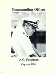 Page 6, 1977 Edition, Dubuque (LPD 8) - Naval Cruise Book online yearbook collection